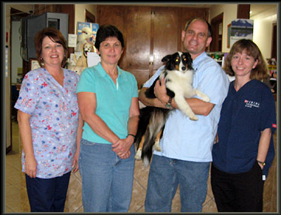 Jennings Animal Hospital Team