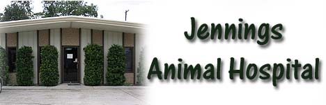 Jennings Animal Hospital logo